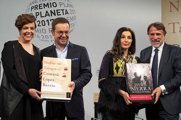 Jose Lopez「Planeta Awards Winner and Finalist Press Conference」:写真・画像(15)[壁紙.com]