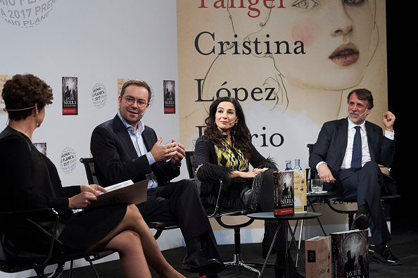 Jose Lopez「Planeta Awards Winner and Finalist Press Conference」:写真・画像(0)[壁紙.com]