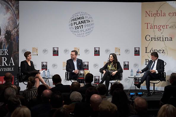 Jose Lopez「Planeta Awards Winner and Finalist Press Conference」:写真・画像(1)[壁紙.com]