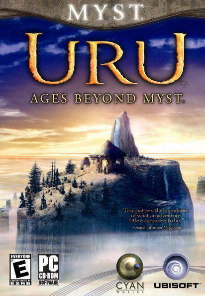 Computer Graphic「Uru: Beyond Myst Released」:写真・画像(16)[壁紙.com]