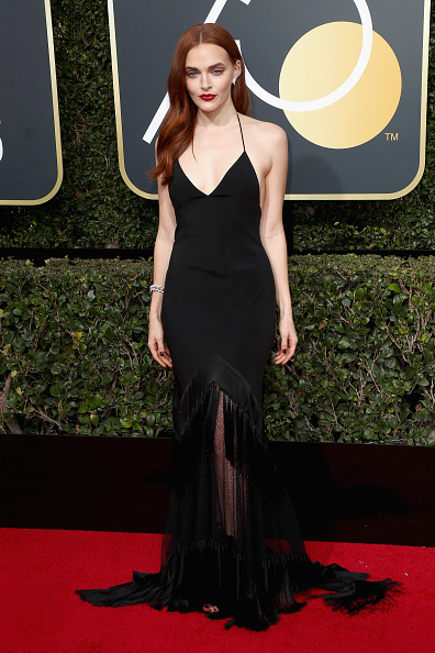 Golden Globe Award「75th Annual Golden Globe Awards - Arrivals」:写真・画像(4)[壁紙.com]