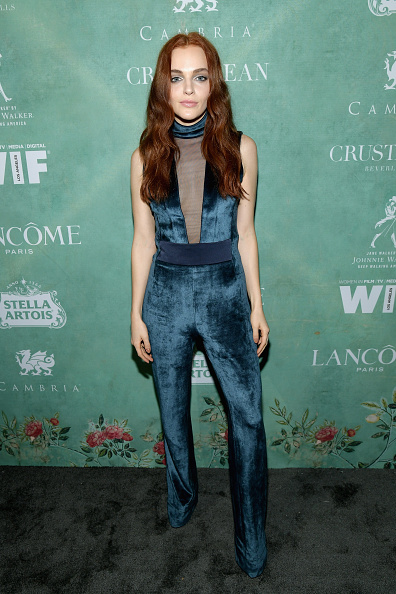 Film Industry「11th Annual Women In Film Pre-Oscar Cocktail Party presented by Max Mara and Lancome with additional support from Crustacean Beverly Hills, Johnnie Walker, Stella Artois and Cambria - Red Carpet」:写真・画像(15)[壁紙.com]