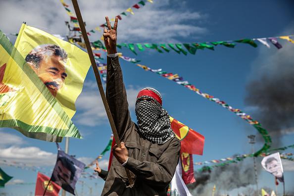 Kurdish「Turkish Kurds Celebrate Newroz Amid Increased Security After Recent Blasts」:写真・画像(16)[壁紙.com]