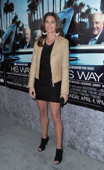 """Leather Jacket「Premiere Of The HBO Documentary """"His Way"""" - Red Carpet」:写真・画像(17)[壁紙.com]"""
