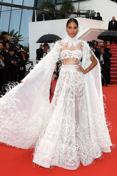 "Fashion Model「""Burning (Beoning)"" Red Carpet Arrivals - The 71st Annual Cannes Film Festival」:写真・画像(6)[壁紙.com]"