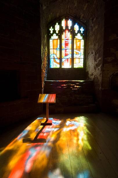 Goodrich Castle Chapel, Herefordshire, 2007:ニュース(壁紙.com)