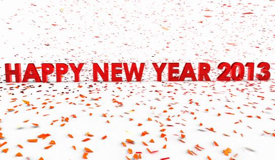 季節「な新しい年 2013 年」:スマホ壁紙(2)