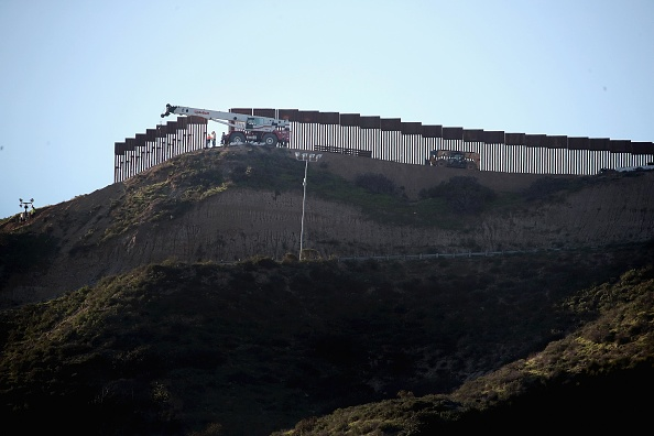 San Diego「Border Wall Funding The Focus Of Continued Partial Government Shutdown」:写真・画像(5)[壁紙.com]