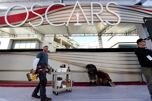 Preparation「91st Annual Academy Awards - Preparations Continue」:写真・画像(4)[壁紙.com]