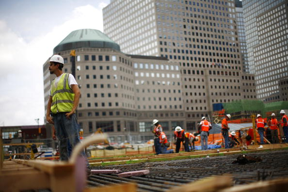 Business Finance and Industry「Construction At Ground Zero Continues」:写真・画像(13)[壁紙.com]