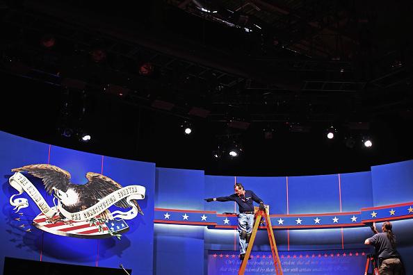 Human Role「Denver Prepares For First Presidential Debate」:写真・画像(11)[壁紙.com]