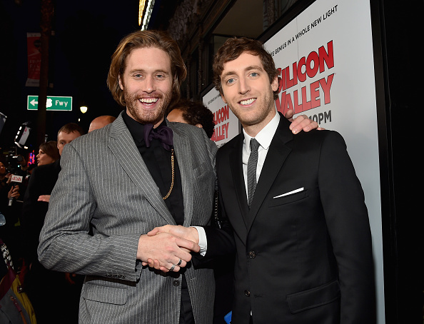 "El Capitan Theatre「Premiere Of HBO's ""Silicon Valley"" 2nd Season - Red Carpet」:写真・画像(2)[壁紙.com]"