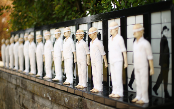 Hiding「Historic Rookwood Cemetery Holds Annual Sculpture Exhibition」:写真・画像(9)[壁紙.com]