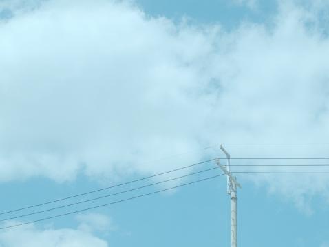 Japan「Utility Pole」:スマホ壁紙(4)