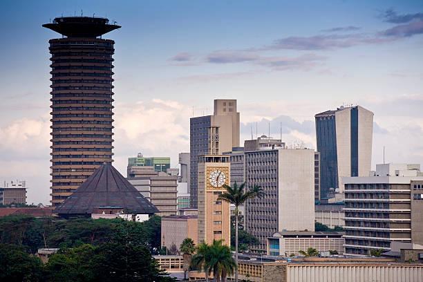 Kenya, downtown Nairobi.:スマホ壁紙(壁紙.com)