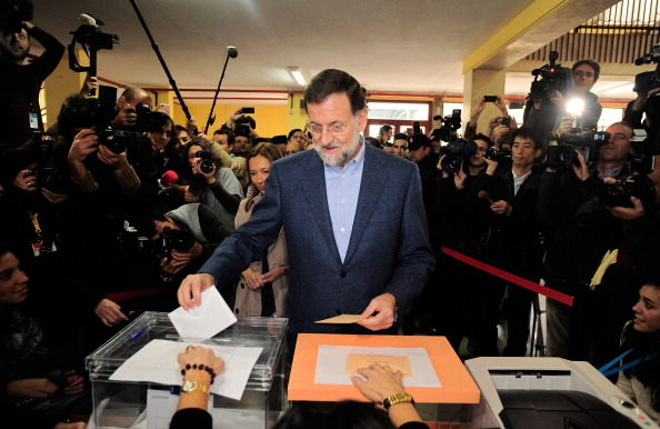 Popular Party「Spain Holds General Elections」:写真・画像(2)[壁紙.com]