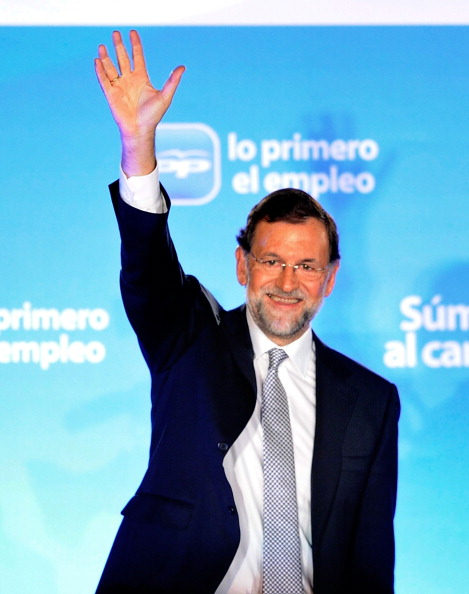 Popular Party「Spain Holds General Elections」:写真・画像(6)[壁紙.com]