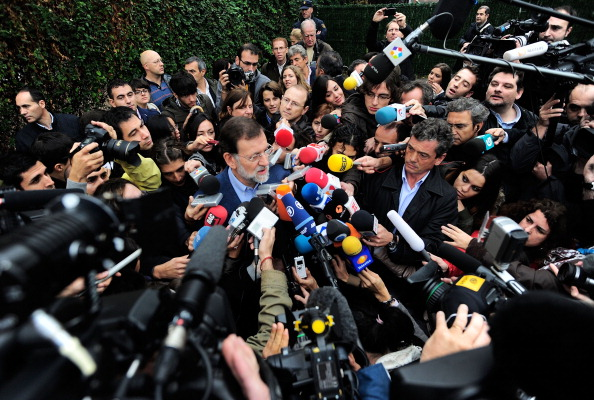 Popular Party「Spain Holds General Elections」:写真・画像(1)[壁紙.com]