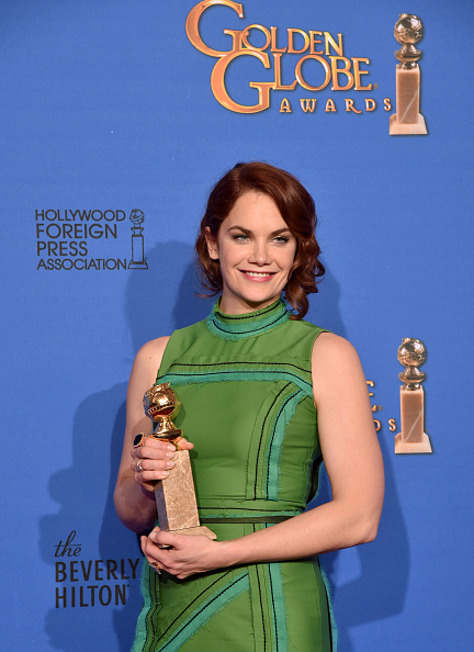 The Beverly Hilton Hotel「72nd Annual Golden Globe Awards - Press Room」:写真・画像(6)[壁紙.com]