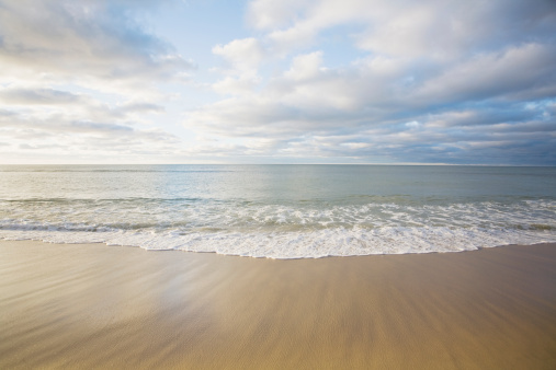 ビーチ「USA, Massachusetts, seascape」:スマホ壁紙(11)