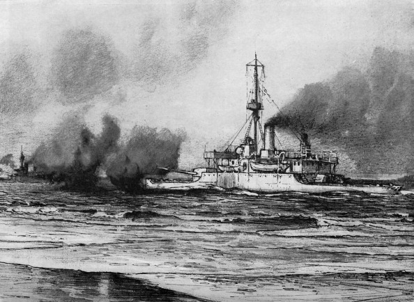 Shallow「World War I- Belgian sea battle」:写真・画像(13)[壁紙.com]