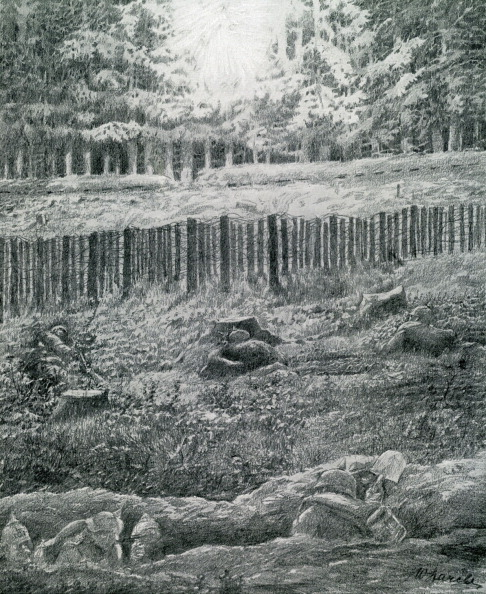 Hiding「World War I: Capture of Russian Modlin Fortress」:写真・画像(10)[壁紙.com]