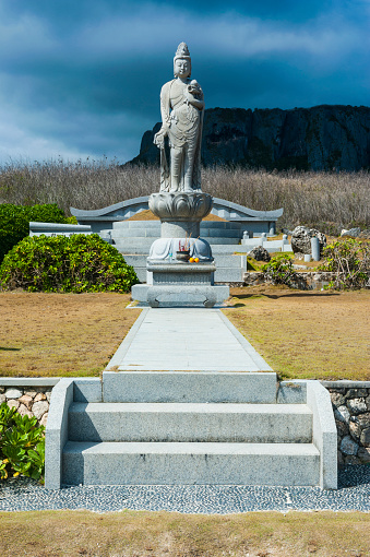 Northern Mariana Islands「World War II memorial in Banzai Cliff, Saipan, Northern Marianas」:スマホ壁紙(6)