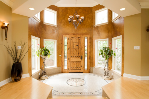 High Society「Luxury Home Entryway」:スマホ壁紙(19)