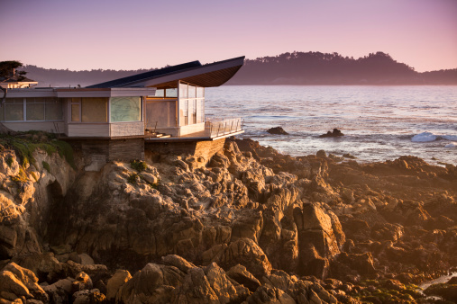 Big Sur「Luxury home overlooks the Big Sur, Coastline and sea」:スマホ壁紙(11)