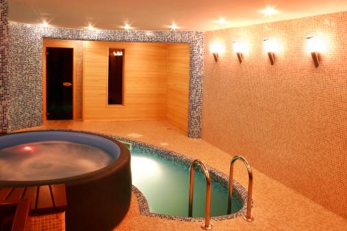 Health Spa「Jakuzzi & Pool」:スマホ壁紙(4)