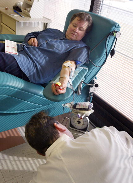 Ryan Thompson「Blood Supply Shortages Reported Throughout U.S.」:写真・画像(10)[壁紙.com]