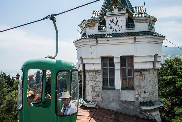 Simferopol「Summer In The Crimea After It Is Annexed By Russia In 2014」:写真・画像(2)[壁紙.com]