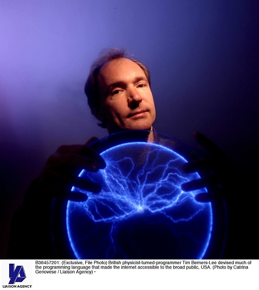 Internet「British Physicist Turned Programmer Tim Berners Lee Devised Much」:写真・画像(6)[壁紙.com]