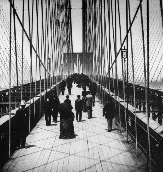 Brooklyn Bridge「Brooklyn Bridge」:写真・画像(5)[壁紙.com]
