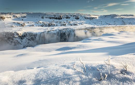 North Iceland「Dettifoss Waterfall - North Iceland」:スマホ壁紙(14)