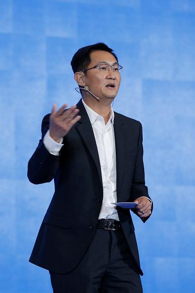 Big Data「Tencent CEO Pony Ma Huateng Attends Big Data Expo 2017」:写真・画像(3)[壁紙.com]