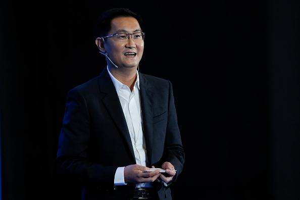 Big Data「Tencent CEO Pony Ma Huateng Attends Big Data Expo 2017」:写真・画像(4)[壁紙.com]