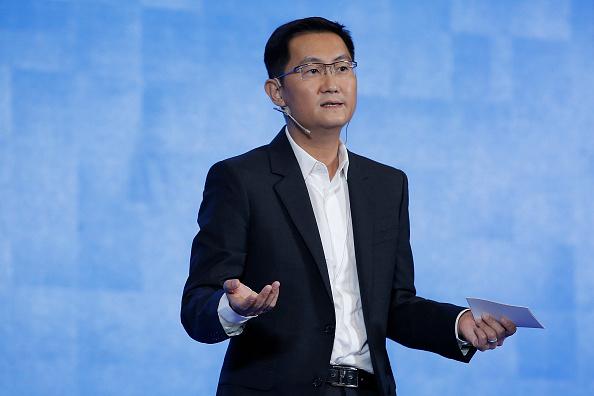 Big Data「Tencent CEO Pony Ma Huateng Attends Big Data Expo 2017」:写真・画像(7)[壁紙.com]