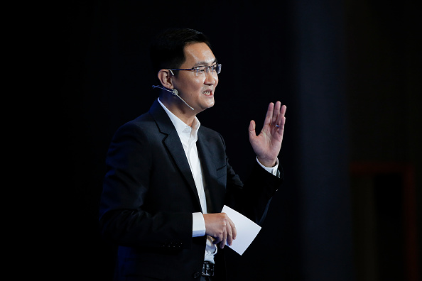 Big Data「Tencent CEO Pony Ma Huateng Attends Big Data Expo 2017」:写真・画像(11)[壁紙.com]