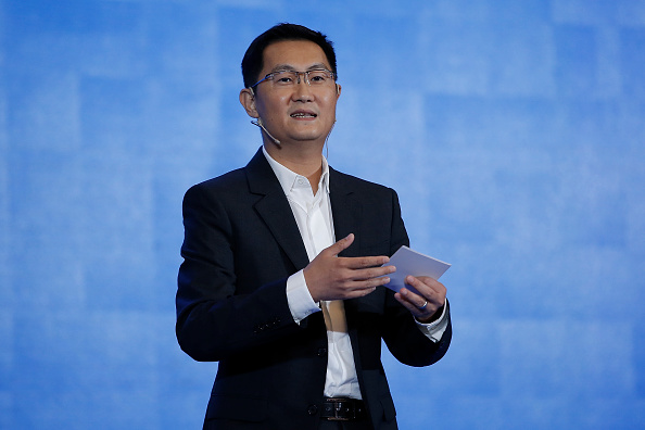 Big Data「Tencent CEO Pony Ma Huateng Attends Big Data Expo 2017」:写真・画像(18)[壁紙.com]