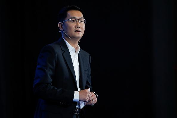 Big Data「Tencent CEO Pony Ma Huateng Attends Big Data Expo 2017」:写真・画像(13)[壁紙.com]