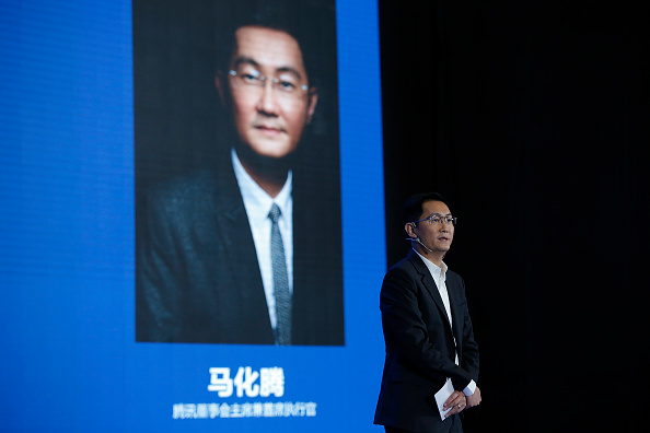 Big Data「Tencent CEO Pony Ma Huateng Attends Big Data Expo 2017」:写真・画像(12)[壁紙.com]