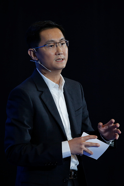 Big Data「Tencent CEO Pony Ma Huateng Attends Big Data Expo 2017」:写真・画像(18)[壁紙.com]