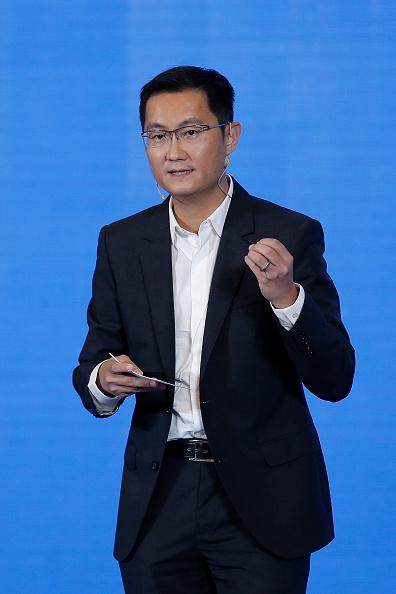 Big Data「Tencent CEO Pony Ma Huateng Attends Big Data Expo 2017」:写真・画像(16)[壁紙.com]