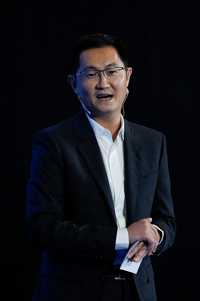Big Data「Tencent CEO Pony Ma Huateng Attends Big Data Expo 2017」:写真・画像(12)[壁紙.com]