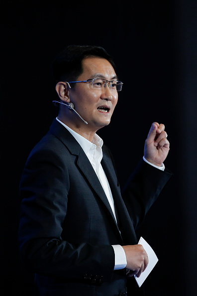 Big Data「Tencent CEO Pony Ma Huateng Attends Big Data Expo 2017」:写真・画像(17)[壁紙.com]