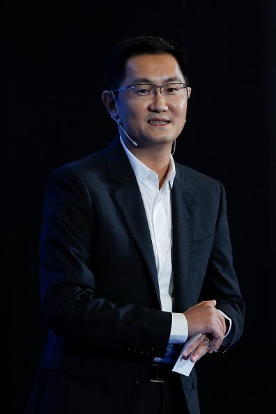 Big Data「Tencent CEO Pony Ma Huateng Attends Big Data Expo 2017」:写真・画像(15)[壁紙.com]