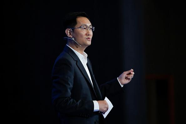 Big Data「Tencent CEO Pony Ma Huateng Attends Big Data Expo 2017」:写真・画像(9)[壁紙.com]