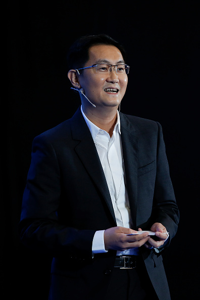Big Data「Tencent CEO Pony Ma Huateng Attends Big Data Expo 2017」:写真・画像(8)[壁紙.com]