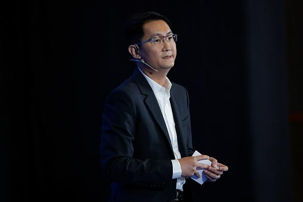 Big Data「Tencent CEO Pony Ma Huateng Attends Big Data Expo 2017」:写真・画像(6)[壁紙.com]